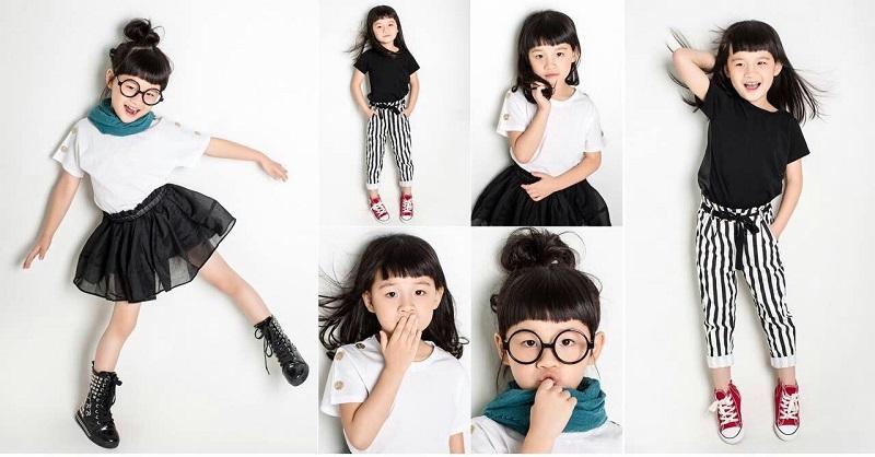 儿童模特家长必看,模特的面部表情如何训练?图片